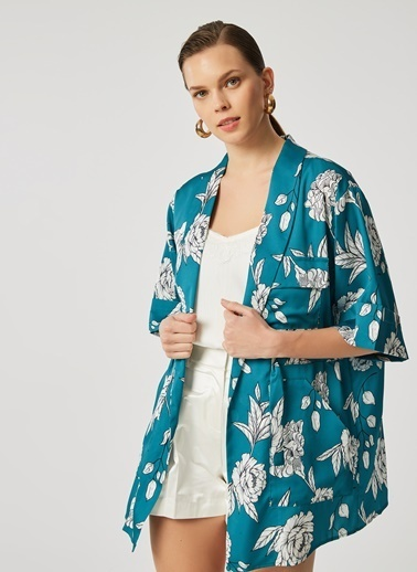Monamoda Kimono Yeşil